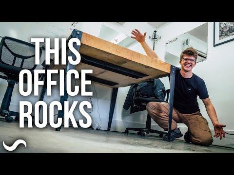OFFICE RENOVATION: Part 2