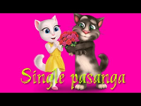 Single pasanga - Talking Tom version