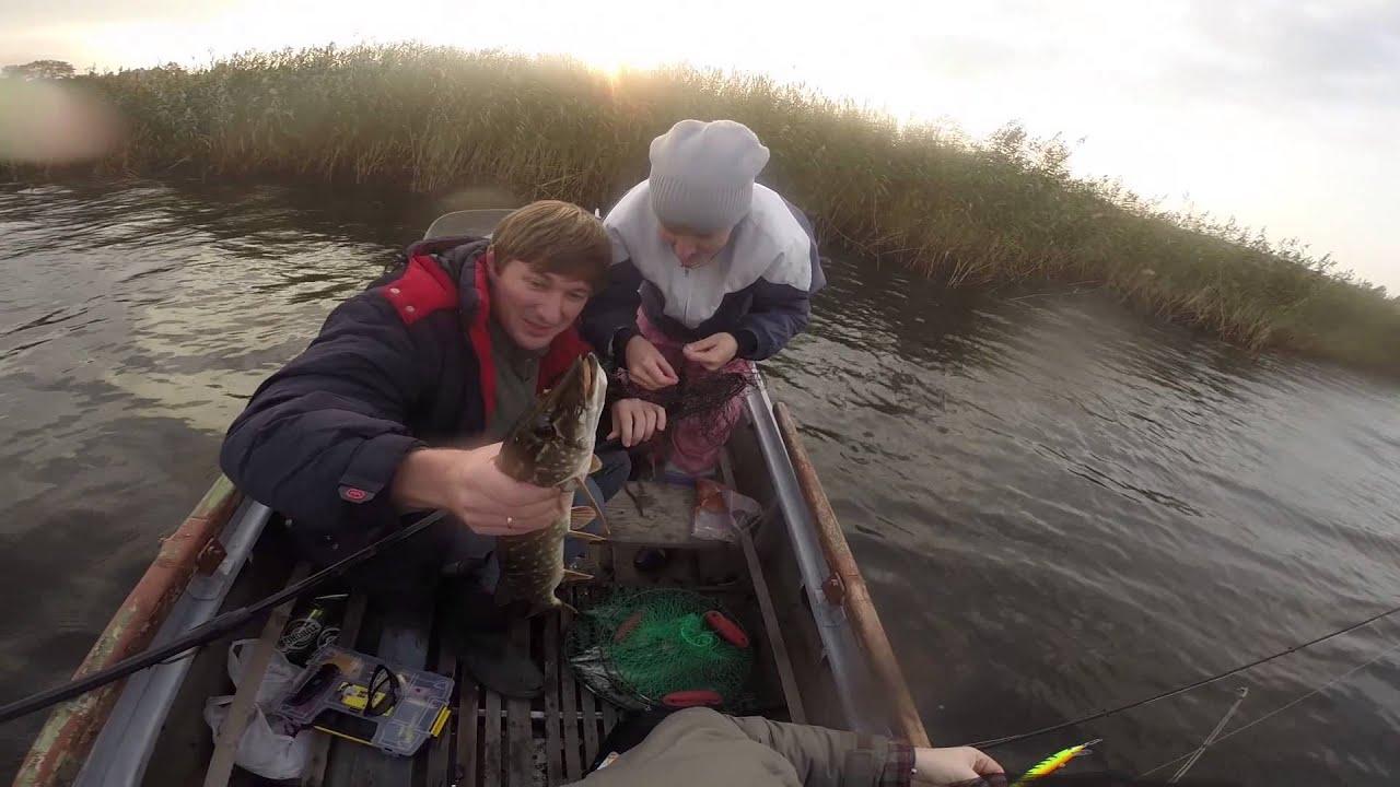 видео про рыбалку на ладоге
