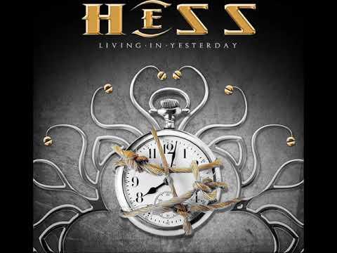 Harry Hess - Living In Yesterday (Full Album) 2012 AOR Melodic Rock #1