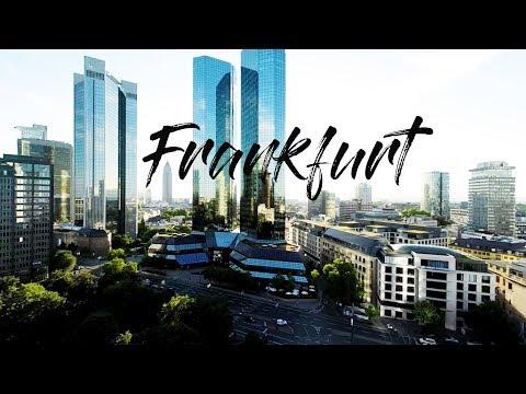 TRAVEL VLOG: FRANKFURT (Commercial hub of Germany) | Desi Vlogger | MR Vlogs #15