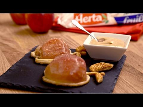 recette-pomme-feuilletée-spéculos-herta®