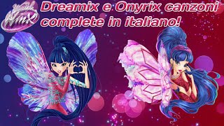 Winx Club: World of Winx - Full Dreamix and Onyrix songs in Italian!