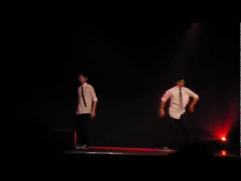 LUU Dance Comp 2012- Yanbo and Phil from Street Da
