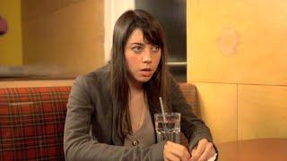 Breakup in a Noisy Diner (w/ Aubrey Plaza)