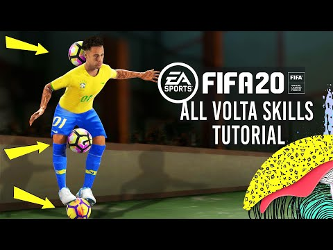 FIFA 20 | ALL VOLTA SKILLS TUTORIAL [XBOX/PS4]