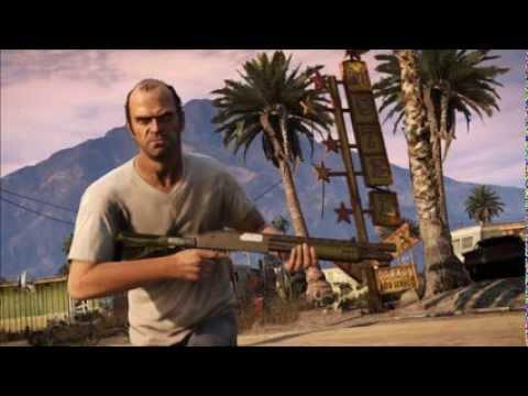 Grand Theft Auto V Soundtrack - Mr.Phillips