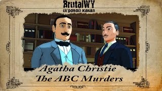 Новая жертва алфавитного убийцы! // Agatha Christie - The ABC Murders [Квест]. Часть 2