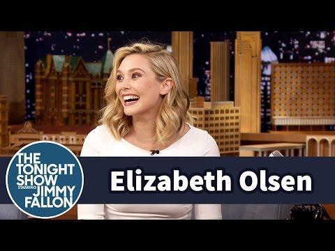 Elizabeth Olsen Invented Shaquille Heels
