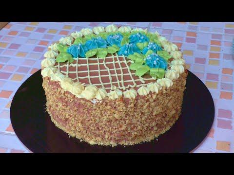 Легендарный КИЕВСКИЙ торт Kiev Cake