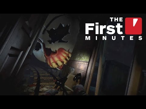 The First 13 Minutes of Until Dawn: Rush of Blood