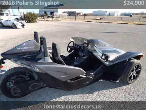 2016 polaris slingshot used cars wichita falls tx youtube. Black Bedroom Furniture Sets. Home Design Ideas