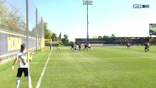 Northwestern at Michigan - Men's Soccer Highlights