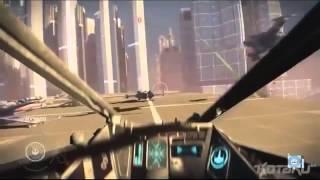 Star Wars Battlefront 3 gameplay