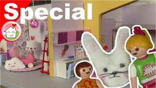 Playmobil Kinderzimmer - Pimp my PLAYMOBIL von Familie Hauser - Frühlingsdeko DIY