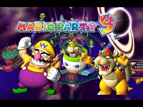 Episode 116 Mario Party 9 Game Mode 3 Wario Solo Story Part 6