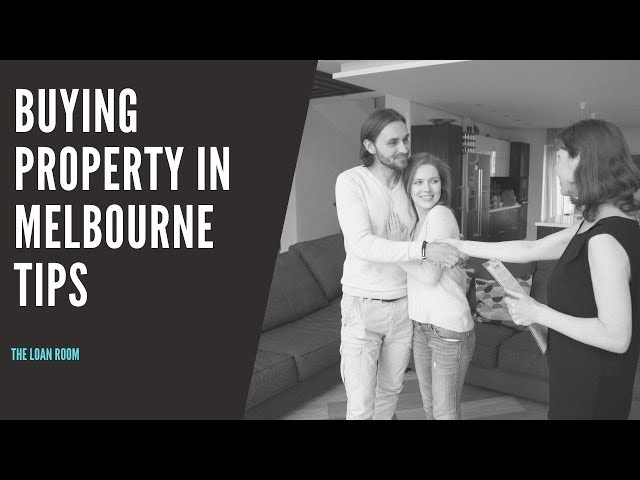 Buying Property In Melbourne