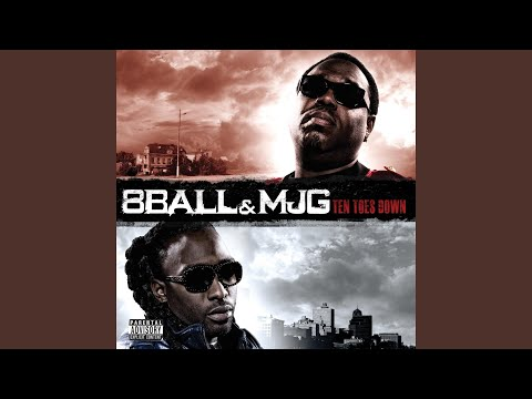 8ball & mjg ten toes down songs