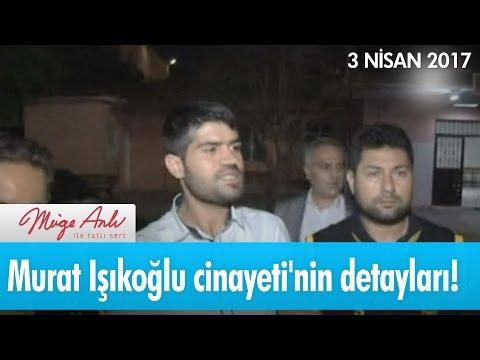 Mehmet Işıkoğlu cinayeti'nin detayları! - Müge Anlı İle Tatlı Sert 3 Nisan 2017 - 1814. Bölüm - atv