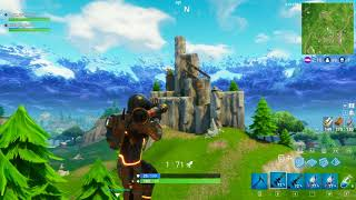 IL ME fact FLY and I killed any one TEAM (Fortnite WTF moments #1).