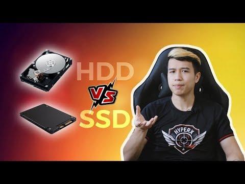SSD và HDD khác nhau như thế nào? - SHTech #3