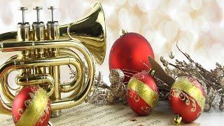 50 traditional trumpet Christmas carols - Christmas instrumental music -Christmas background music