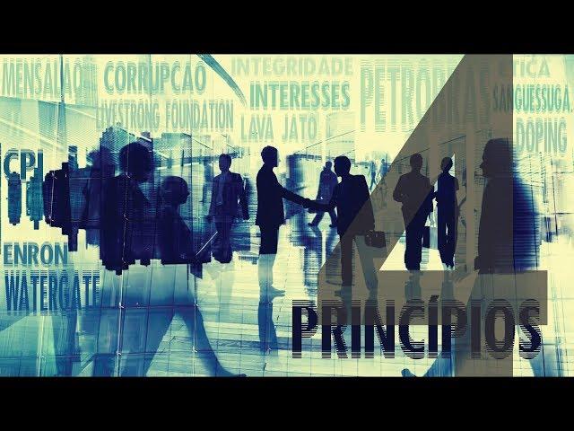 PRINCÍPIOS  - 4 de 6 - Domínio Próprio
