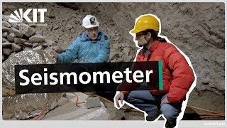 Brückenkurs Geophysik: Hochempfindliche Seismometer