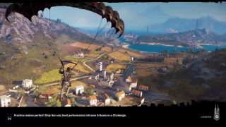 Holo plays Just Cause 3 part 3