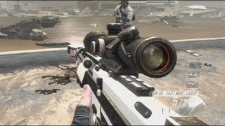 NEW Black Ops 2 Camo Glitch & Iron Sight DSR