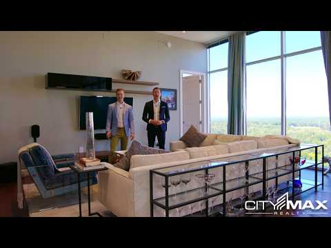 The Brookwood 1809 – Midtown Atlanta Condo For Sale