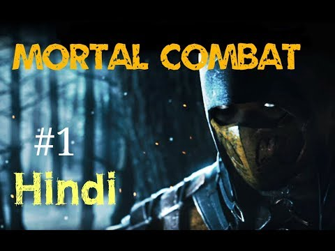 Mortal Combat | Android | Hindi Gameplay | Part 1