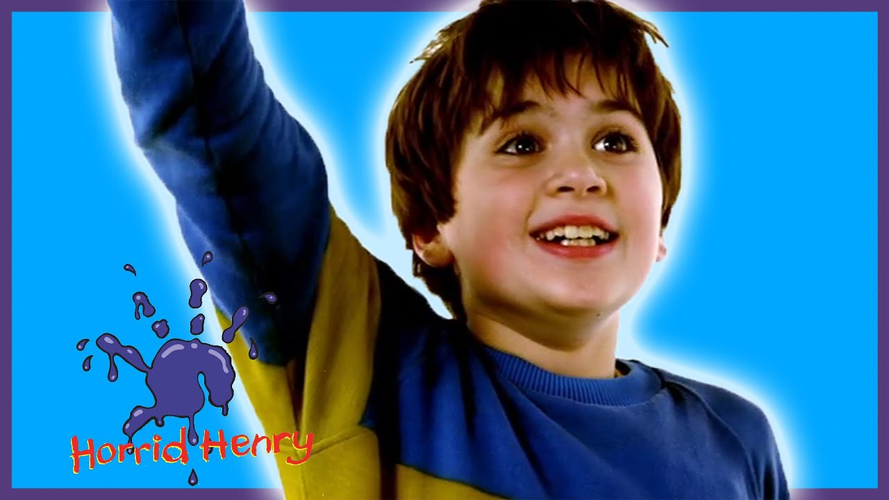 Back To School With Horrid Henry The Movie