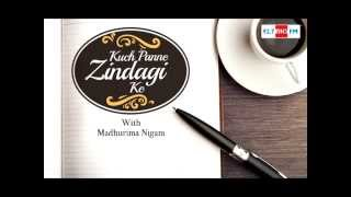 Kuch Panne Zindagi Kumar Sanu Part 02 : 20th October Full Show