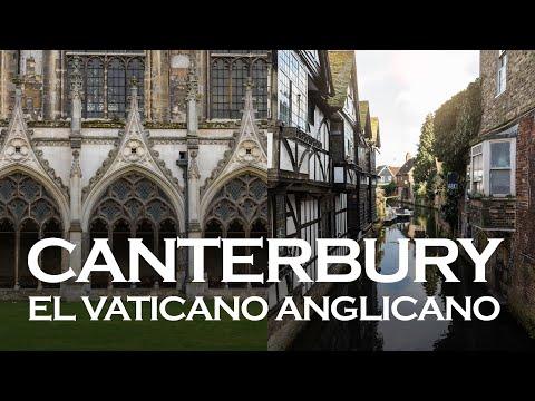INGLATERRA | Canterbury y su catedral | Entre Rutas