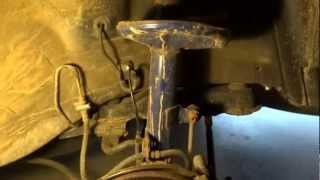 Fixing/Replacing ABS speed sensors (Toyota Camry 1999)