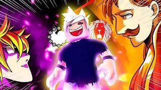 Left! NEW GAME NANATSU NO TAIZAI ROBLOX * Incredible *-Deadly Sins Online