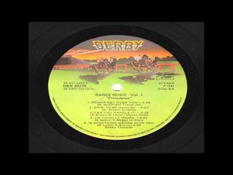 Preludance - Dance Music Vol.1 (1981)