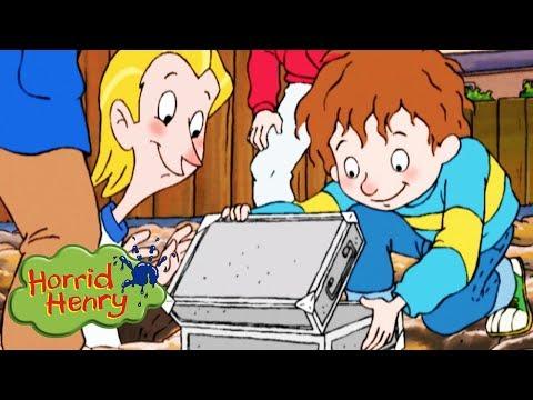 Horrid Henry - Henry's Time Capsule | Cartoons For Children | Horrid Henry Episodes | HFFE