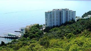 видео апартаменты в ялте с видом на море