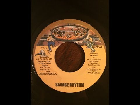 Savage Riddim Mix (Kic For Kic Records, 2003)