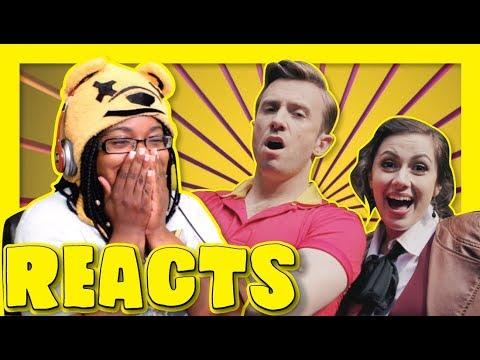 Epic Disney Villains Medley AyChristene Reacts