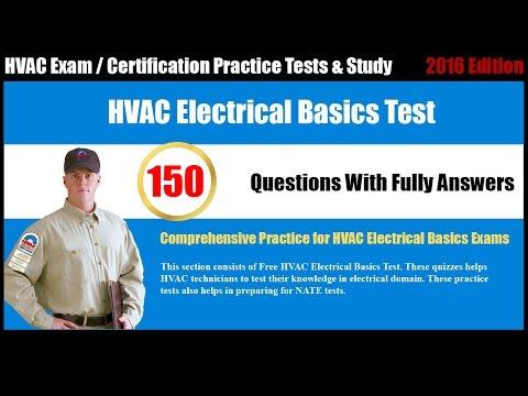 HVAC Electrical Basics Practice Test