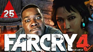 Far Cry 4 Gameplay Walkthrough Part 25 - A Key To The North - Lets Play Far Cry 4