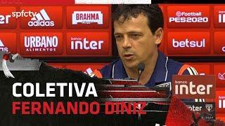 COLETIVA PÓS-JOGO: SÃO PAULO FC X ATHLÉTICO-PR   SPFCTV