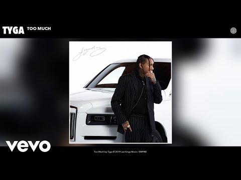 Tyga - Too Much (Audio)