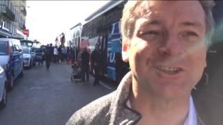 Notre directeur sportif Gilles Pauchard nous présente la stratégie de l'Equipe pour la 7ème étape !