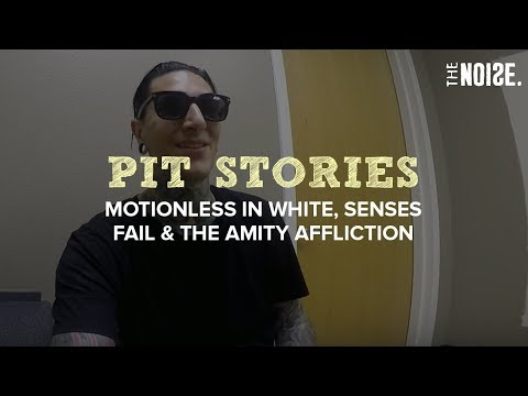 Motionless In White, Senses Fail & The Amity Affliction Discuss Their Wildest Pit Stories Mp3
