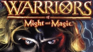 Classic PS1 Game Warriors of Might and Magic PS1 Version on PS3 in HD 720p