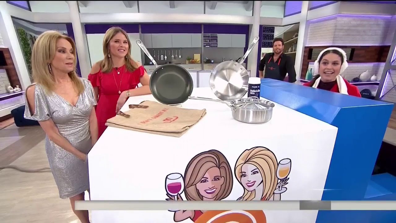 Kathie lee and hoda giveaway